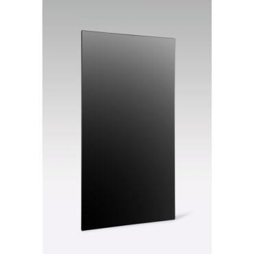 GD400+ Glasverwarming 400W, Zwart, 66x66cm